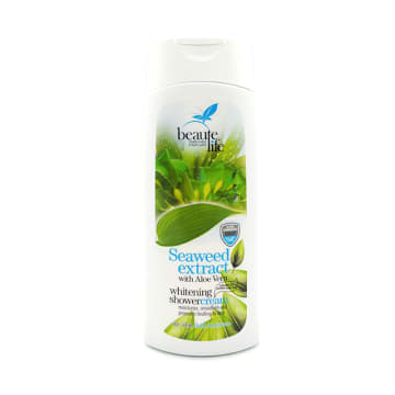 Beaute Life Shower Cream - Seaweed 300ml