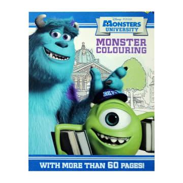 Disney Monsters University Colouring Book
