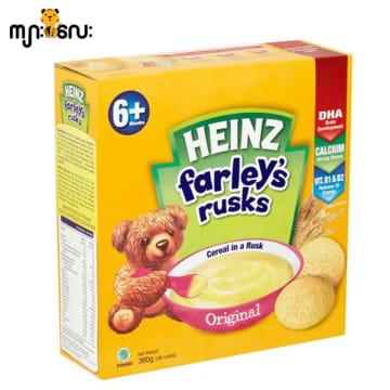 Heinz-Rusks Original-360g-6months +