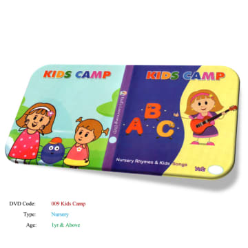 Kids Camps (Nursery Rhymes & Kids Songs)