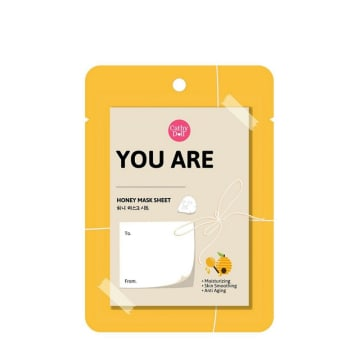 Cathy doll Feeling Mask Sheet #I love You-Honey