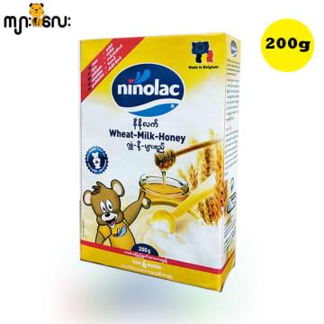 Ninolac-Wheat Milk Honey(Box) -200g