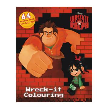 Disney Wreck-It Ralph Colouriung