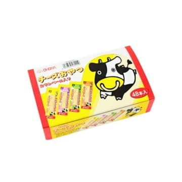 Ohgyiya Japan Cheese Snack with Camembert (48 Pcs)
