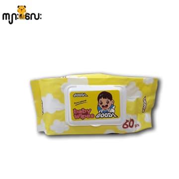 Good One Wet Tissue -80Sheet (Yellow)