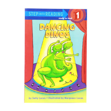 Step into reading 1 Dancing Dinos