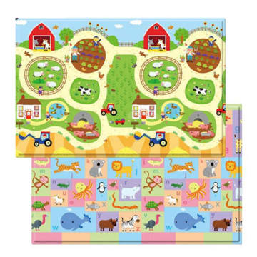Comflor Play Mat- Busy Farm(M)