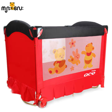 Baby Ace 2in1Cradle Playard (TP282)