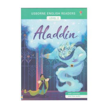 Usborne English Readers L-1 Aladdin
