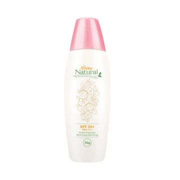 SUNPLAY NATURAL HERBAL BEAUTY SUNSCREEN 70G ( Gel Type )