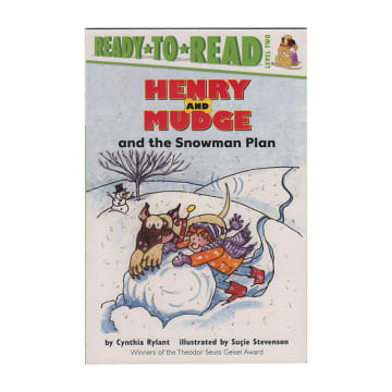 Ready to read H&M the snowman plan
