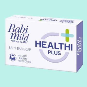 Babi Mild Healthi Plus Baby Bar Soap