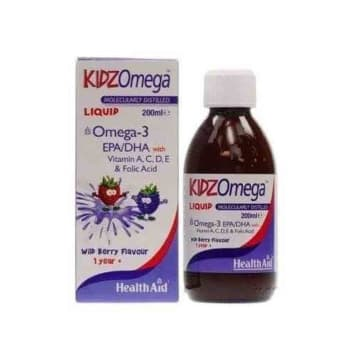 Kidz Omega Liquid 200 ml