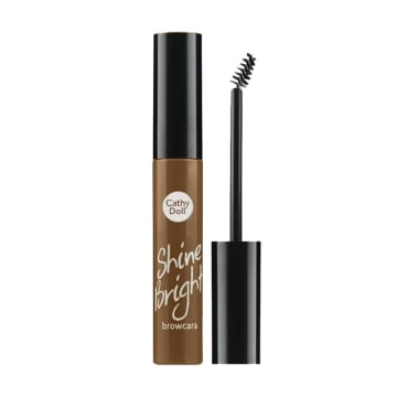 Cathy doll Shine Bright Browcara#02Light Brown