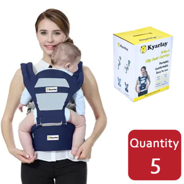 Kyarlay 5 in 1 Hip Seat Carrier