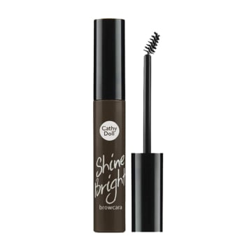 Cathy doll Shine Bright Browcara#04Dark Brown