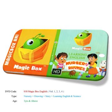 Magic Box (Nursery Rhymes & Kids Songs)