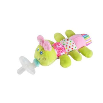 Caterpillar Pacifier (0M+)