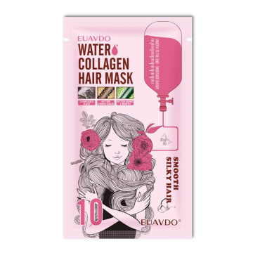 EUSHIDo - 10 Water Collagen Hair Mask Smooth, Silk 30 ml