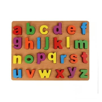 Small Puzzle ( small letter a~z)