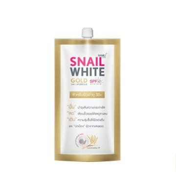 Namu Life SnailWhite Gold 24K Lipobelle SPF30/PA+++ 7ml