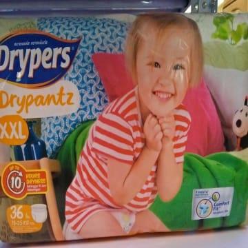 DDP XXL 36 Drypers Drypantz XXL (36s) G5