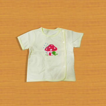 Baby Mammy BS Printed Color T-Shirt Size-1 (0-1 M)