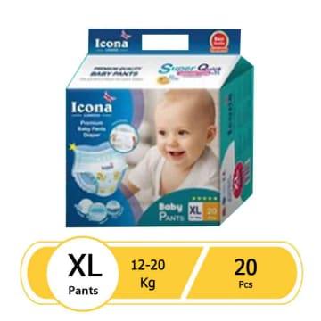 Icona Baby Pant XL - 20Pcs
