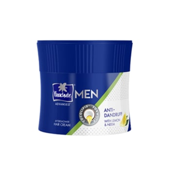 Parachute Advansed Men Aftershower Hair Cream Anti-Dandruff 100g