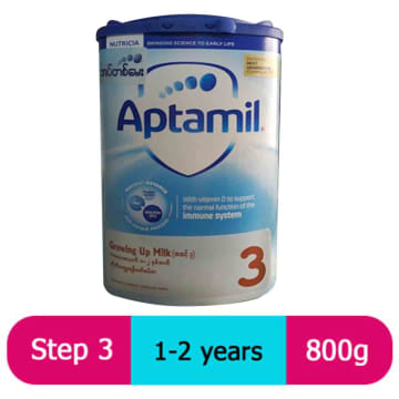 Aptamil Growing up Step 3 Milk Powder (1-2 years) 800g