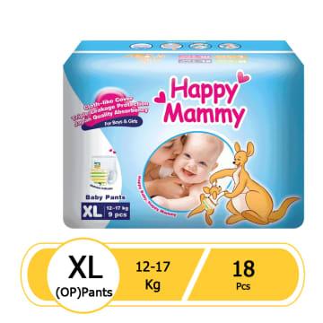 Happy Mammy Original Pants XL -18 Pcs
