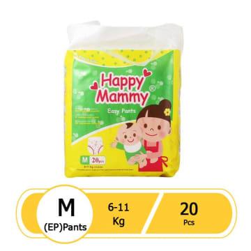 Happy Mammy Easy Pants M - 20pcs