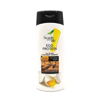 Beaute Life Hair Shampoo -Egg Protine & Honey 300ml