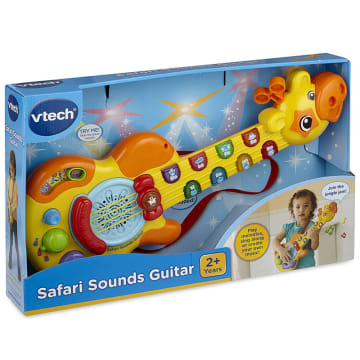 V Tech Safari Sounds Guitar