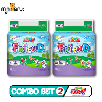Goo.N Friend Pant - XL.20 pcs(Combo Set 2 )