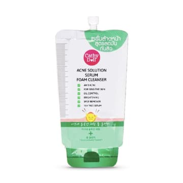 Cathy Doll Acne Foam Cleanser 12ml