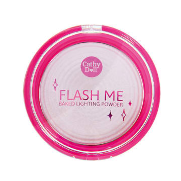 Cathy Doll Flash MeLighting Powder#3 Pink Lighta 8g)