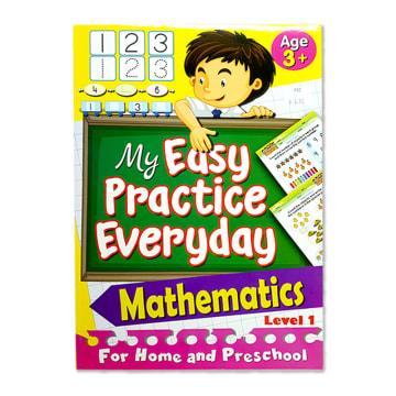 Mathematics For Home And Preschool Level 1