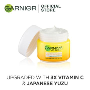 GARNIER Light Complete Whitening Yoghurt Sleeping Mask-18ml
