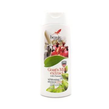 Beaute Life Shower Cream - Goat's Milk 300ml