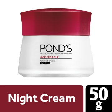 POND'S Age Miracle Night CRM Jar (50g)