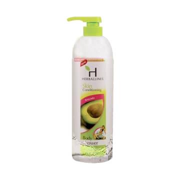 Herballines Shower Avocado 1000ml