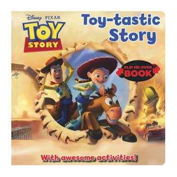 Disney Pixar Toy Story Awesome Activities