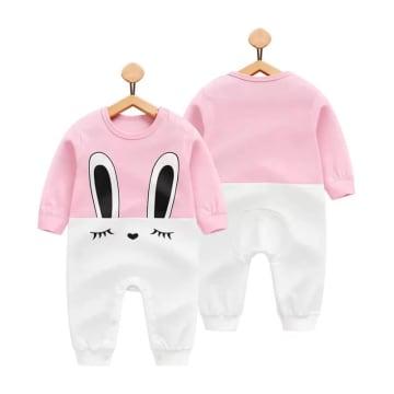 Baby Cuttie Rabbit Romper