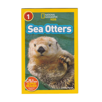 National Geographic Kids Sea Otters (level 1)