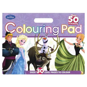 Disney Frozen Colouring Pad