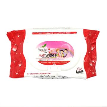 Beaute Life Wet Tissue - Red 80's