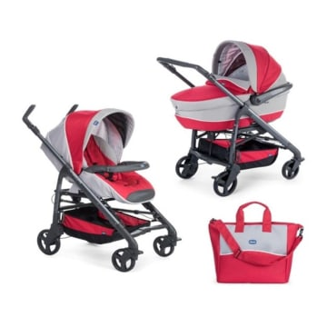 Chicco Trio /DUO Lovemotion Red Passion