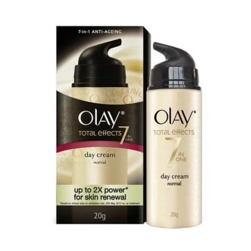 Olay Total Effects UV Normal Cream SPF -15 20g