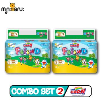 Goo.N Friend Pant S30 ( Combo Set 2 )